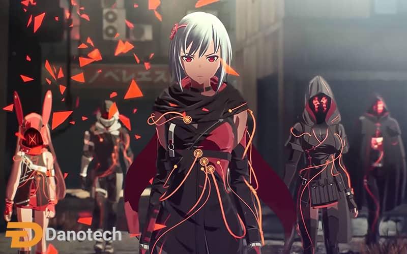 گیم پلی و اکشن بازی Scarlet Nexus