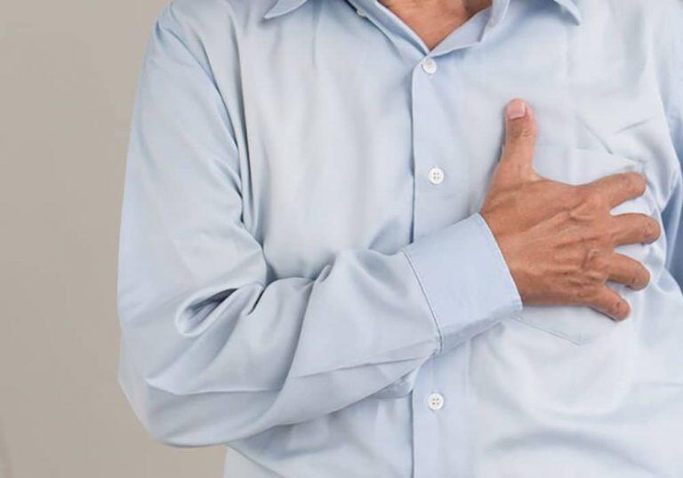 ژنیکوماستی (بزرگی سینه در مردان)