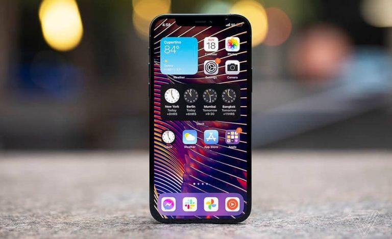 احتمال عرضه گوشیهای iPhone 13 با صفحه نمایش always-on