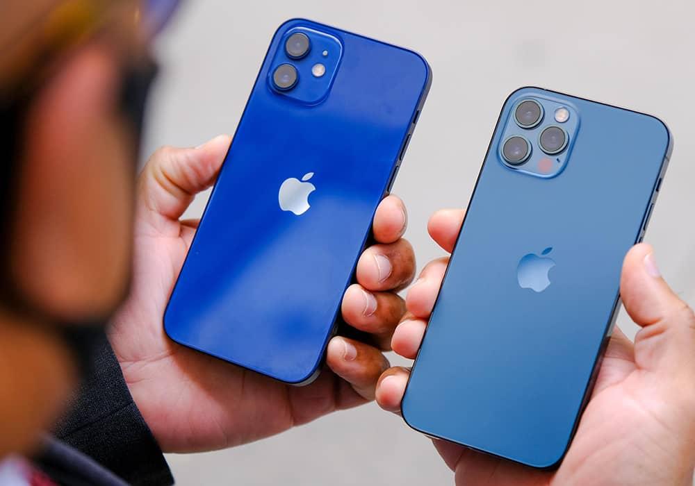 فروش بیش از 100 میلیون نسخه از iPhone 12 در هفت ماه