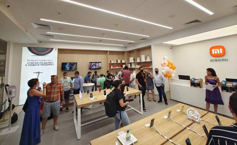 شیائومی فروشگاه جدید خود را در بلغارستان افتتاح کرد