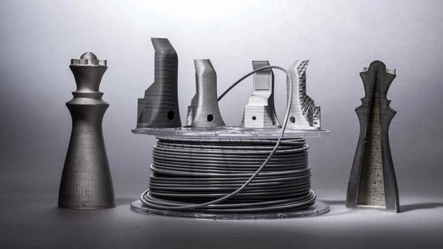 پرینت سه بعدی ابزار های فلزی