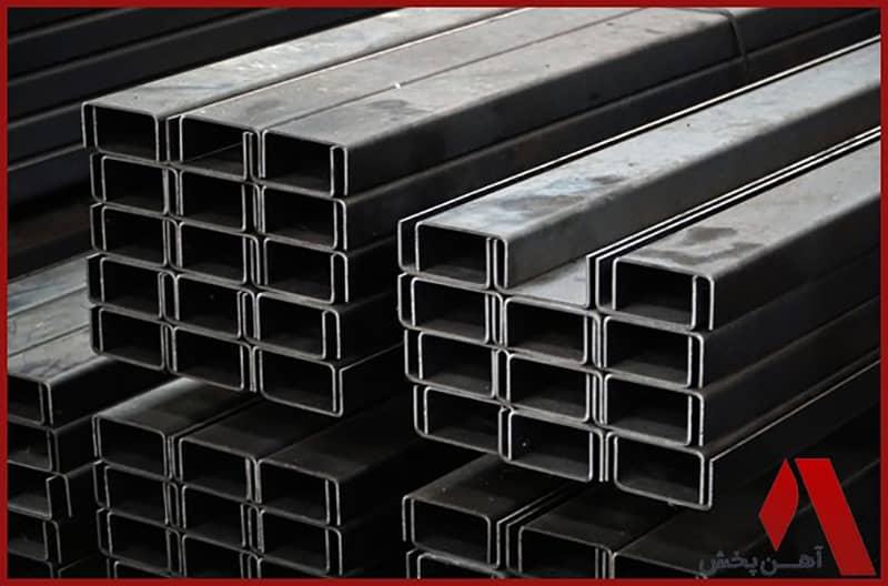 نوسان نمودار قیمت پروفیل آهن