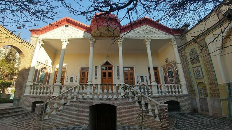 خانه موزه مقدم در تهران