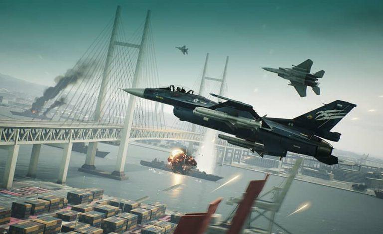 رکورد جدید فروش بازی Ace Combat 7 با بیش از 3 میلیون نسخه فروش