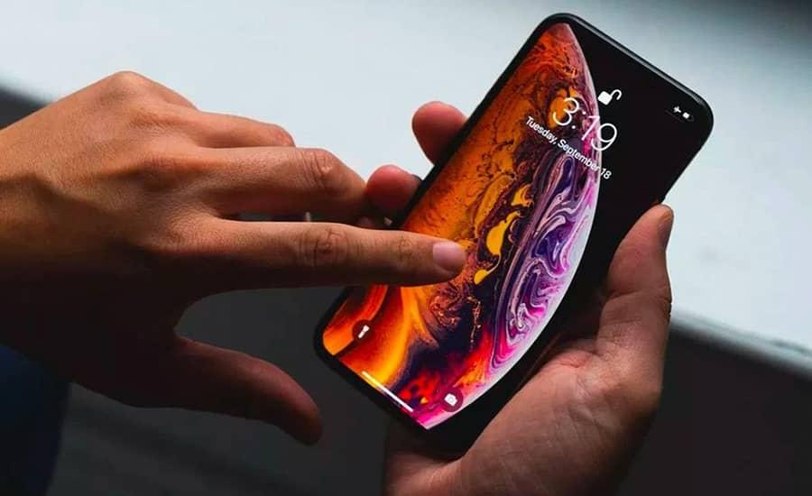 شایعه تست و رد شدن یک حسگر اثر انگشت جدید توسط اپل