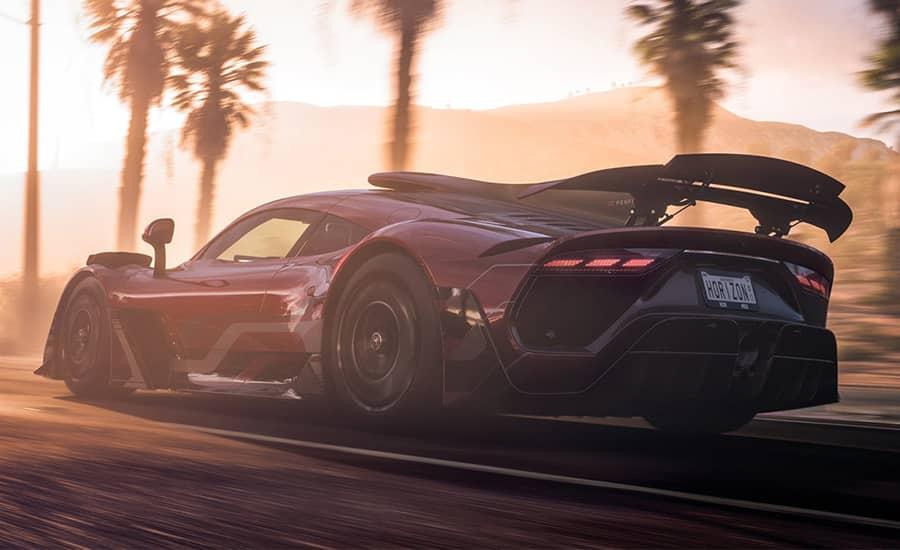 نقشه جدید بازی Forza Horizon 5 بزرگتر از نسخه قبلی است