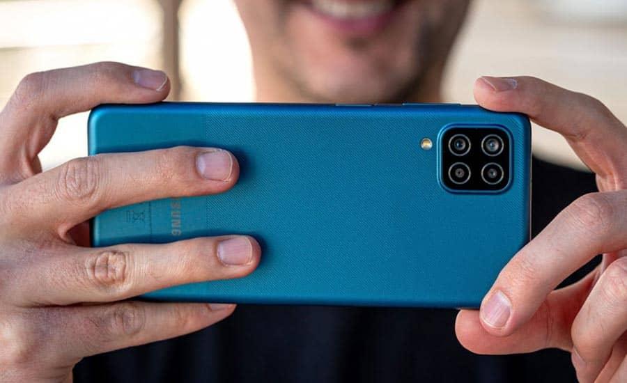 گوشی هوشمند Samsung Galaxy A12 Nacho معرفی شد