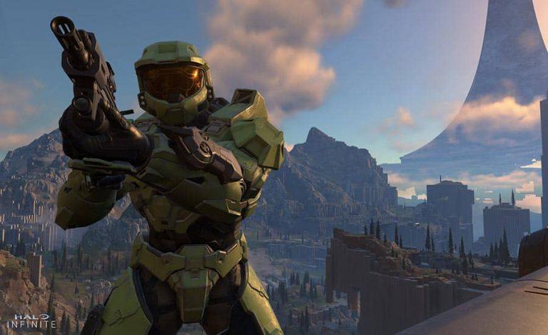 اطلاعات بخش داستانی بازی Halo Infinite لو رفت