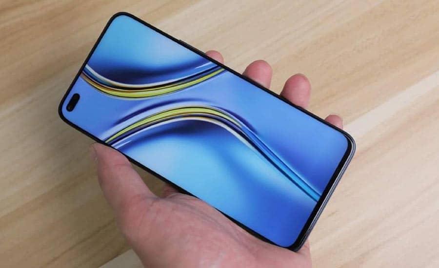 گوشی هوشمند Honor X20 با انتشار یک عکس لو رفت