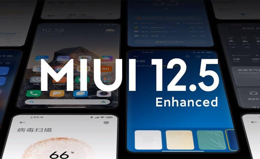 عرضه اولین MIUI 12.5 Enhanced برای دستگاههای جدید در 27 آگوست