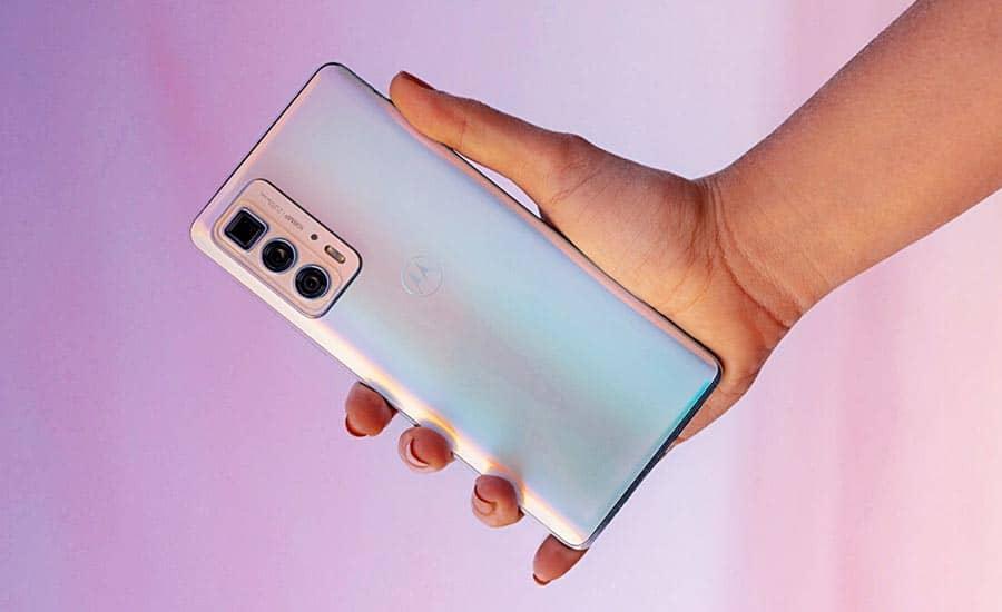 احتمال عرضه Motorola Edge 20 در 11 آگوست
