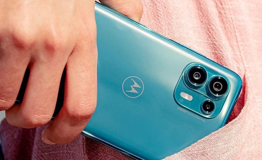 مشخصات Motorola Edge 20 Fusion قبل از رونمایی فاش شد