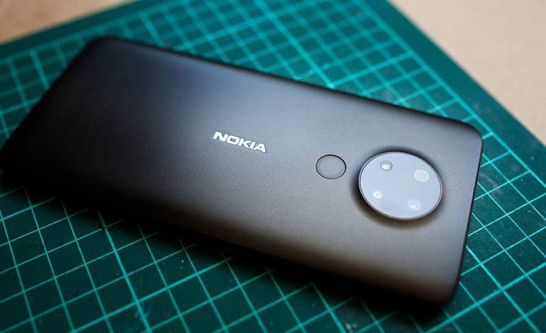 گوشی نوکیا 3.4 جدیدترین گوشی دریافت کننده اندروید 11