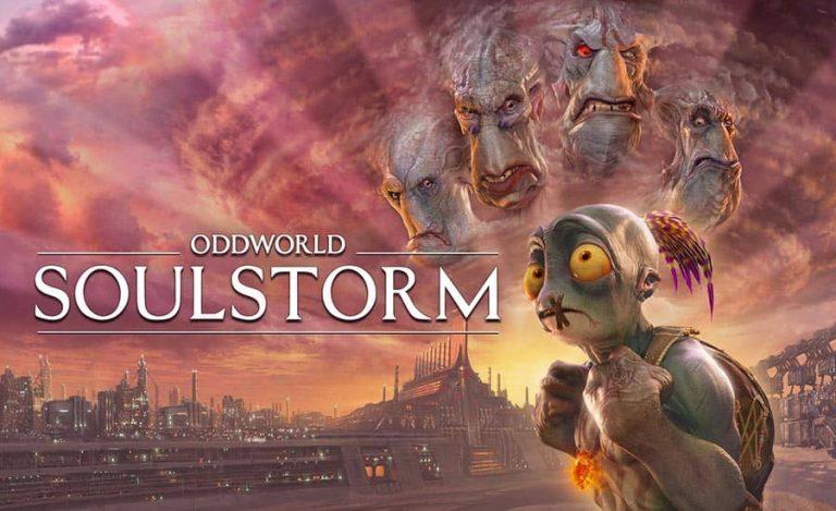 بهزودی بازی Oddworld: Soulstorm به ایکس باکس راه خواهد یافت