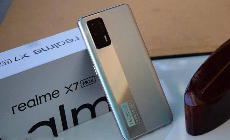 گوشی Realme X7 جدیدترین محصول با Realme UI 2.0 و اندروید 11