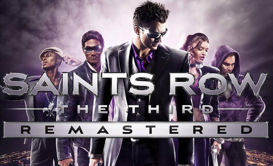 نسخه رایگان ریمستر بازی Saints Row: The Third در اپیک گمیز