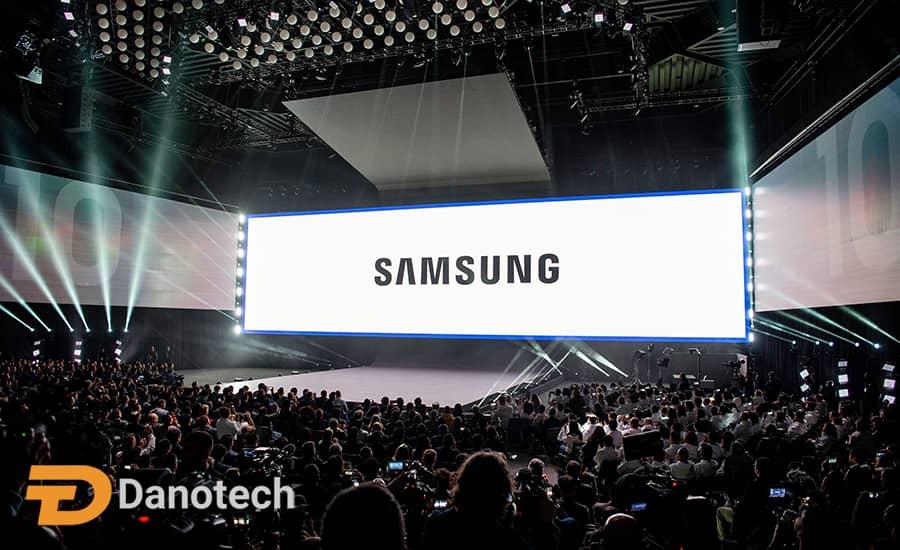 رویداد Samsung Galaxy Unpacked