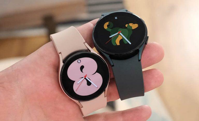 اولین بهروزرسانی Samsung Galaxy Watch4 معرفی شد