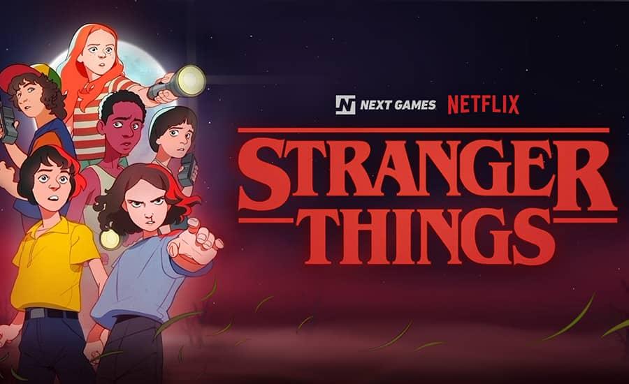 نتفلیکس دو بازی با عنوان Stranger Things عرضه کرد