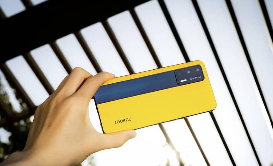 ریلمی تأیید کرد که اولین گوشی با Dimensity 810 را به بازار عرضه کرده است