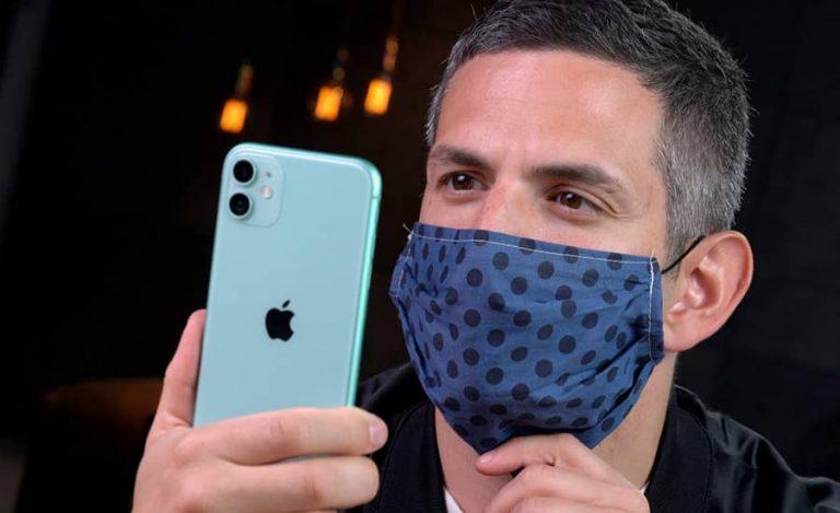 بخش Face ID آیفون 13 چهره را با ماسک و عینک دودی نیز تشخیص دهد