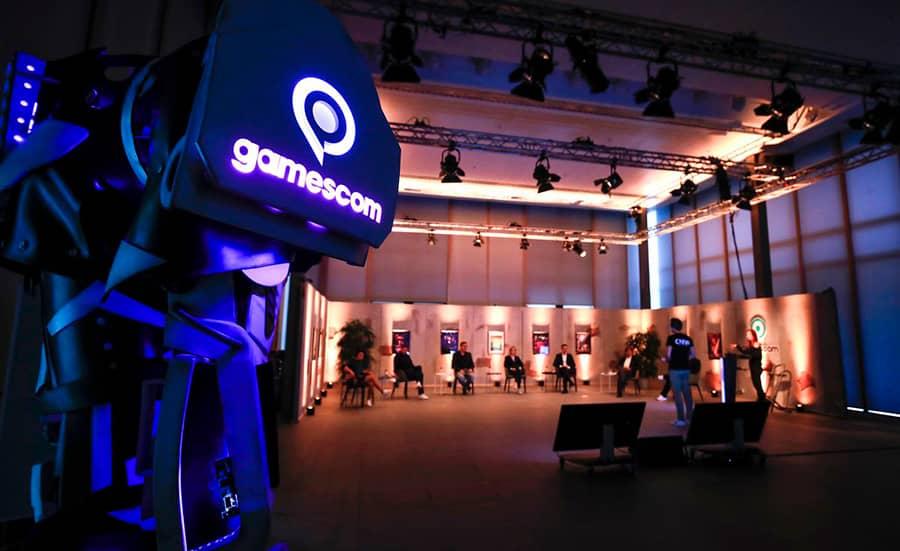 رویداد Gamescom به صورت شبانه و با معرفی 30 بازی مختلف