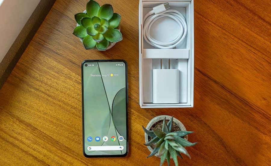 دو گوشی پیکسل 6 با مودم سامسونگ mmWave 5G عرضه خواهند شد