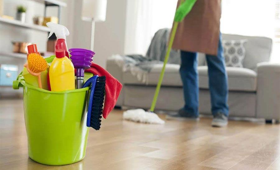 خدمات نظافت منزل در کرج