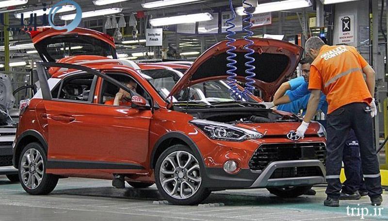 صنعت خودرو سازی ترکیه