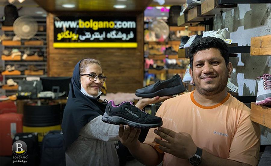 خرید کفش اسپرت زنانه از بولگانو