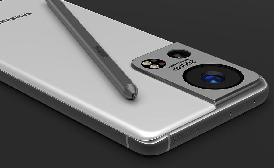 احتمال وجود شکاف S Pen در Galaxy S22 Ultra وجود دارد