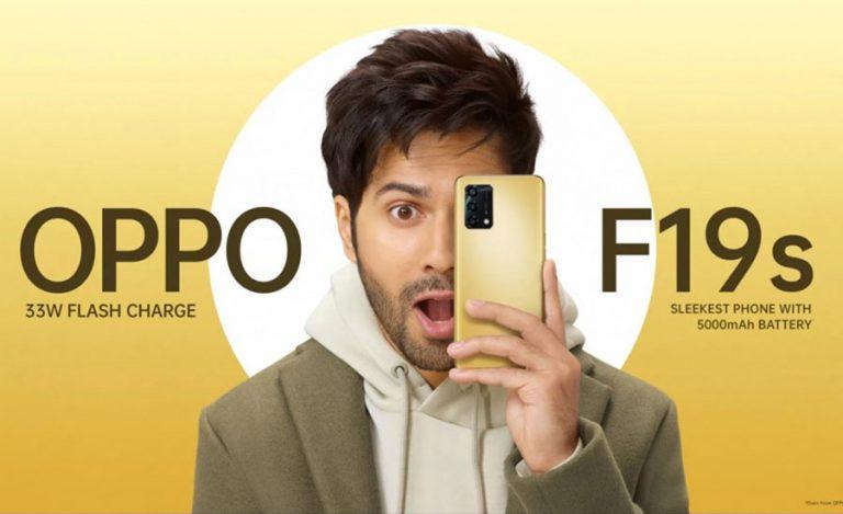 مشخصات گوشی هوشمند Oppo F19s در Geekbench دیده شد