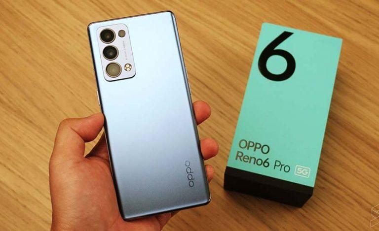 گوشی Oppo Reno6 Pro 5G در تاریخ 27 سپتامبر عرضه خواهد شد