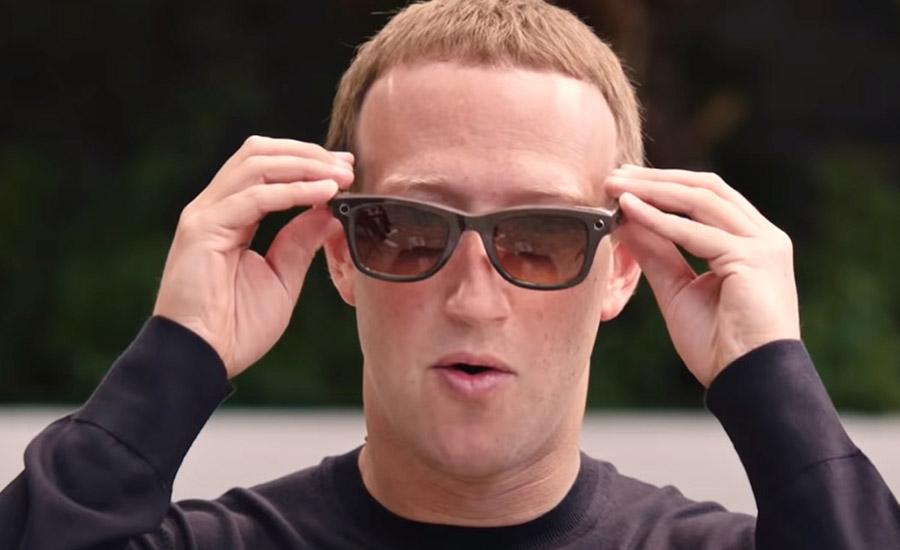 فیسبوک اولین ساعتهای هوشمند خود را به کمک Ray-Ban عرضه کرد