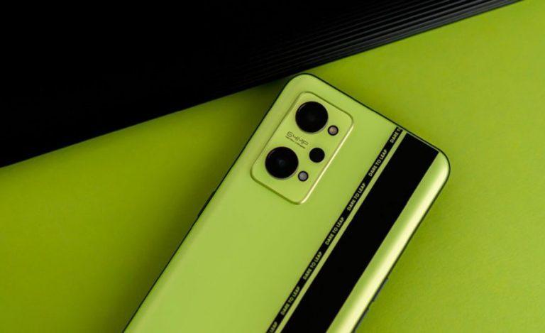 گوشی هوشمند Realme GT Neo2 دارای 11 آنتن برای دریافت بهتر اطلاعات خواهد بود