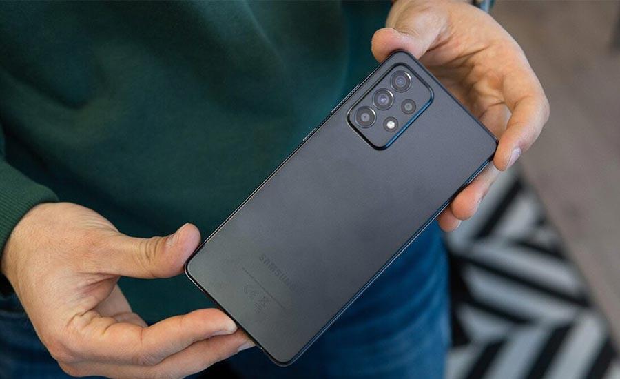 بهروزرسانی ارتقا رم Samsung Galaxy A52s 5G در دسترس قرار گرفت