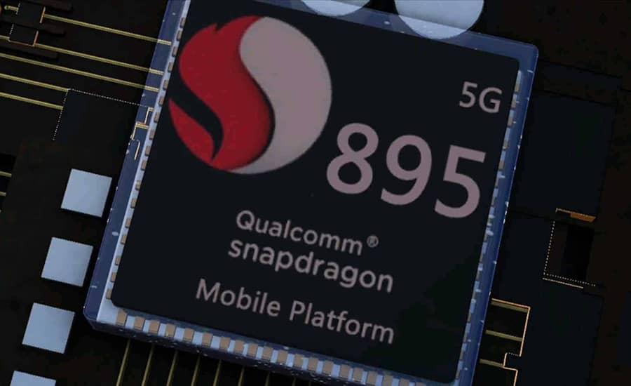 پردازنده Snapdragon 898 مجهز به فناوری vivo در GeekBench دیده شد