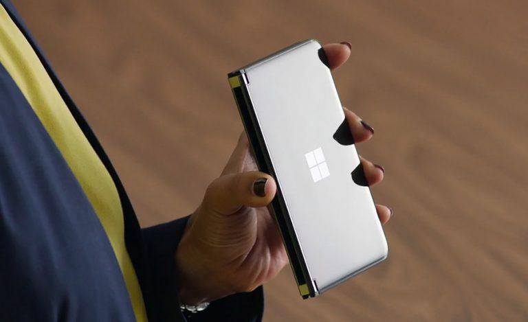 مایکروسافت Surface Duo 2 را با پردازنده Snapdragon 888 معرفی کرد
