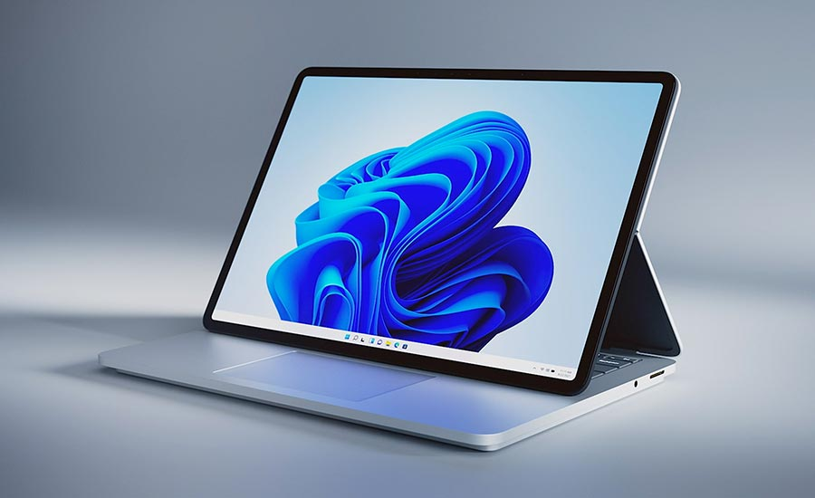 مایکروسافت Surface Laptop Studio جدید خود را معرفی کرد