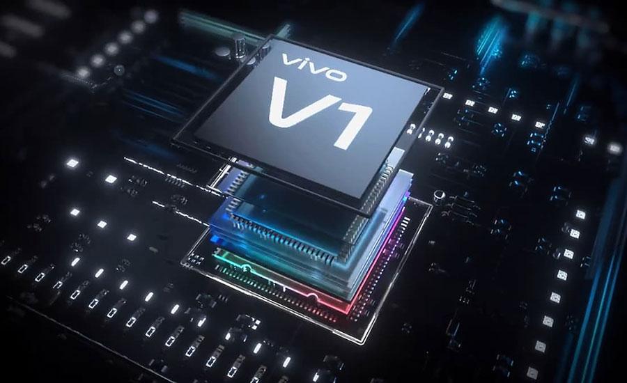 رونمایی از تراشه Vivo V1 ISP در کنار Snapdragon 888