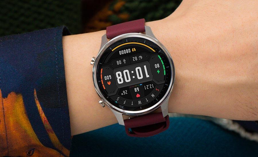 هندزفری بیسیم و ساعت هوشمند جدید Xiaomi Watch Color 2 معرفی شد