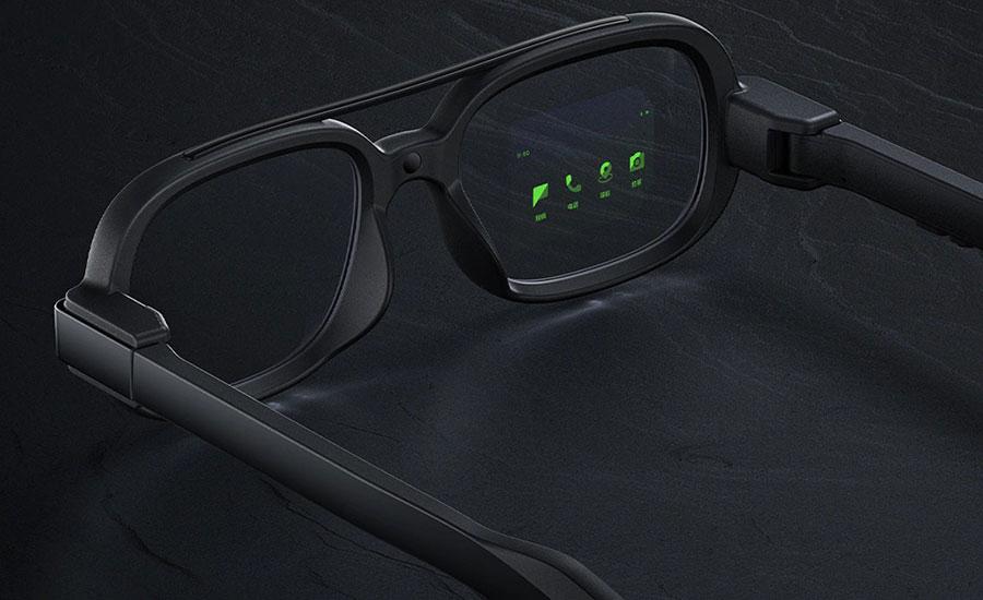 عینک هوشمند شیائومی معرفی شد