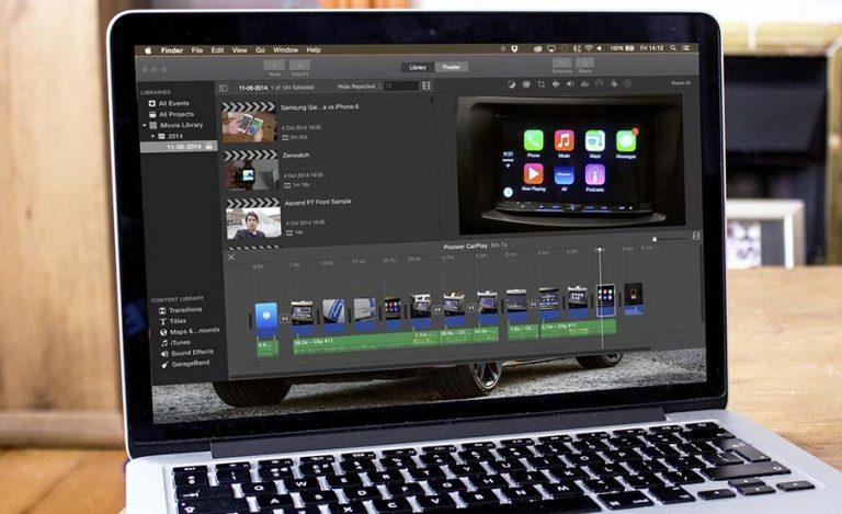اپل حالت سینمایی و ProRes را به iMovie و Clips اضافه میکند