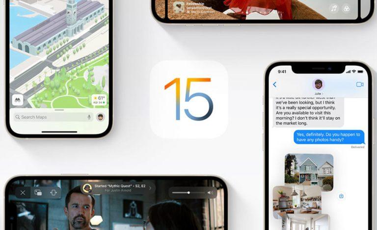 iOS 15 ،iPadOS 15 و watchOS 8 از امروز در دسترس خواهند بود