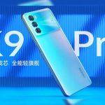 اوپو K9 پرو در 26 سپتامبر با پردازنده MediaTek وارد بازار میشود