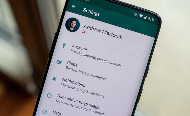واتساپ اکنون از امکان بکآپگیری حالت رمزنگاری شده پشتیبانی میکند