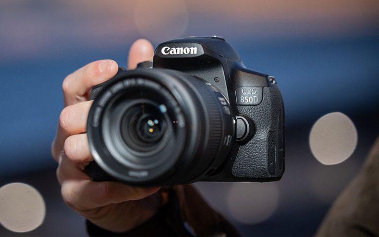 سه دوربین پرفروش کانن در سه ردهی مختلف 2021