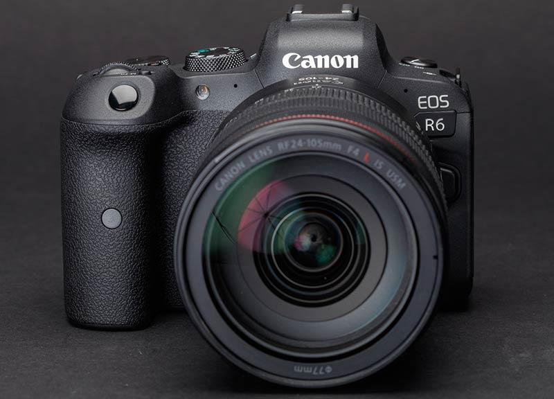 دوربین کانن r6
