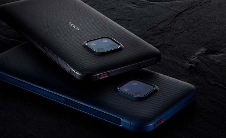 گوشی Nokia XR20 با Snapdragon 480 5G عرضه شد